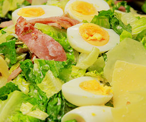 Traditional caesar salad thumbnail
