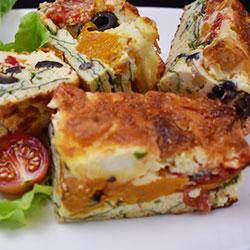 Breakfast frittata thumbnail