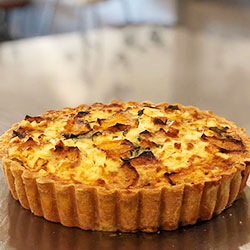 Quiche - family size thumbnail