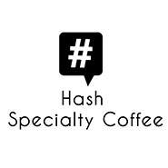 Hash Specialty Coffee and Food logo
