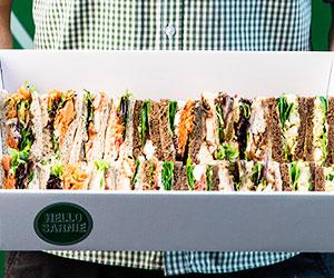 Sarnie sandwiches thumbnail