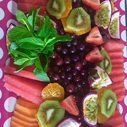 Fresh seasonal fruit platter  thumbnail