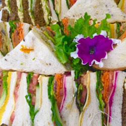 Basic sandwich platter thumbnail
