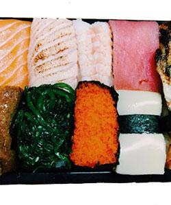 Sushi premium lunch box thumbnail