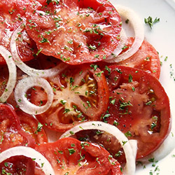 Southern Italian tomato salad thumbnail