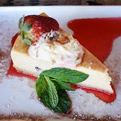 Baked cheesecake thumbnail