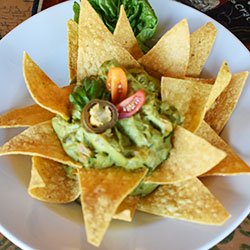 Holy guacamole and chips platter thumbnail