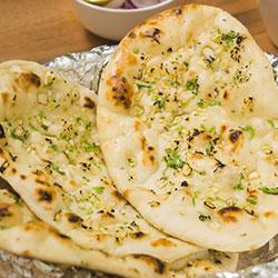Garlic naan thumbnail