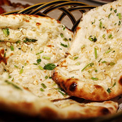 Cheese and garlic naan thumbnail