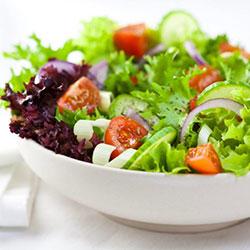 Garden salad - serves 2 thumbnail