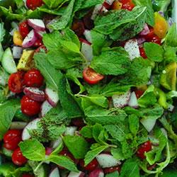 Fattoush salad thumbnail