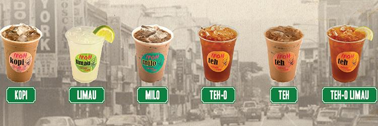Traditional Malaysian beverages thumbnail