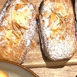 Almond croissant thumbnail
