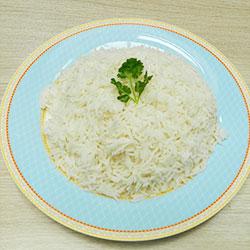 Steamed basmati rice thumbnail