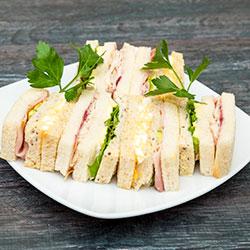 Deluxe ribbon sandwiches thumbnail
