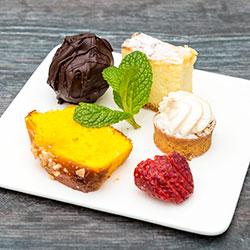 Homemade sweet treats - mini thumbnail