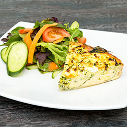 Quiche and salad package thumbnail