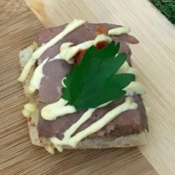 Roast beef canape thumbnail