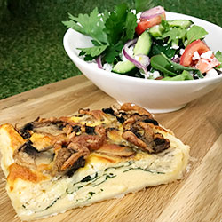 Slices and salad package thumbnail