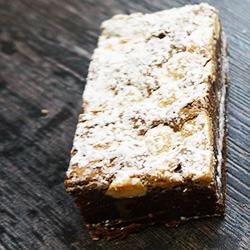 Flourless chocolate brownie thumbnail