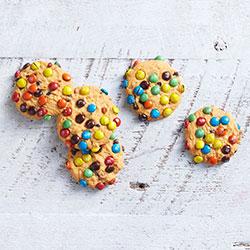 Smartie cookie - mini thumbnail