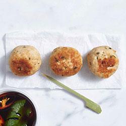 Chicken meatballs thumbnail
