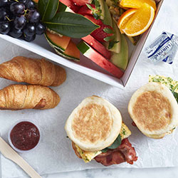 Juju continental breakfast package thumbnail