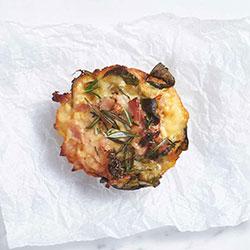 Breakfast frittata - mini thumbnail