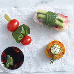 Gluten free canape package - cold thumbnail