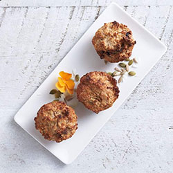 Homemade protein muffin thumbnail