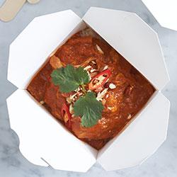 Thai pumpkin potato Massaman curry thumbnail