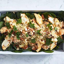 Roasted pumpkin and couscous salad thumbnail