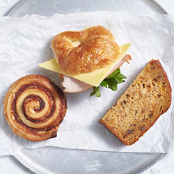 Sweet and savoury bakery basket thumbnail