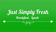 Just Simply Fresh logo