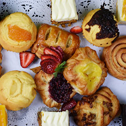 Cakes and sweets platter thumbnail