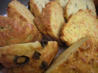 Savoury muffin - large thumbnail