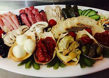 Antipasto platter - Serves 6 to 8 guests thumbnail