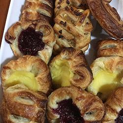 Danish pastries - mini thumbnail