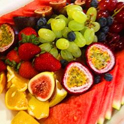 Seasonal fruit platter - Serves 6 to 8 guests thumbnail