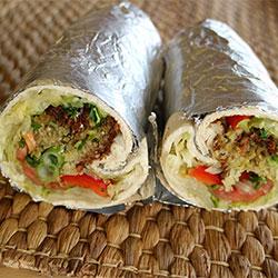 Vegan kebab thumbnail