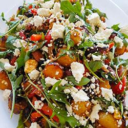 Chicken and quinoa salad thumbnail