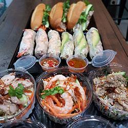 Box 6 - Trifecta box - Banh mi / rice paper rolls / salad thumbnail