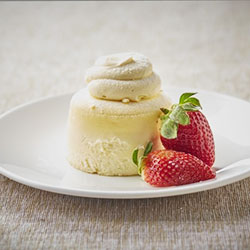 Raspberrry and white chocolate cheesecake thumbnail