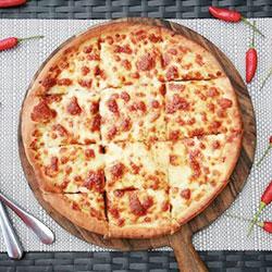 Focaccia cheese pizza thumbnail