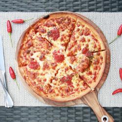 Margherita pizza thumbnail
