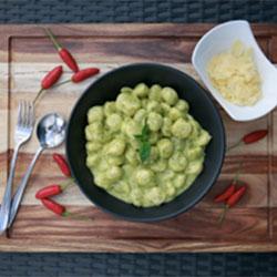 Gnocchi Pesto thumbnail
