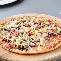 The Lot pizza thumbnail