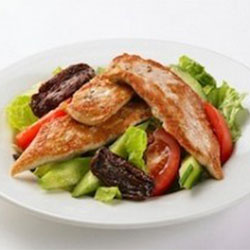 Warm chicken salad thumbnail