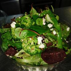 Baby beetroot and broccolini salad thumbnail