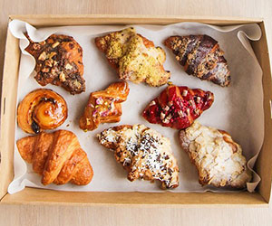 Sweet and savoury pastry package thumbnail